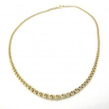 Bismark Guld halskæde i 14 karat brugte guld halskæder
