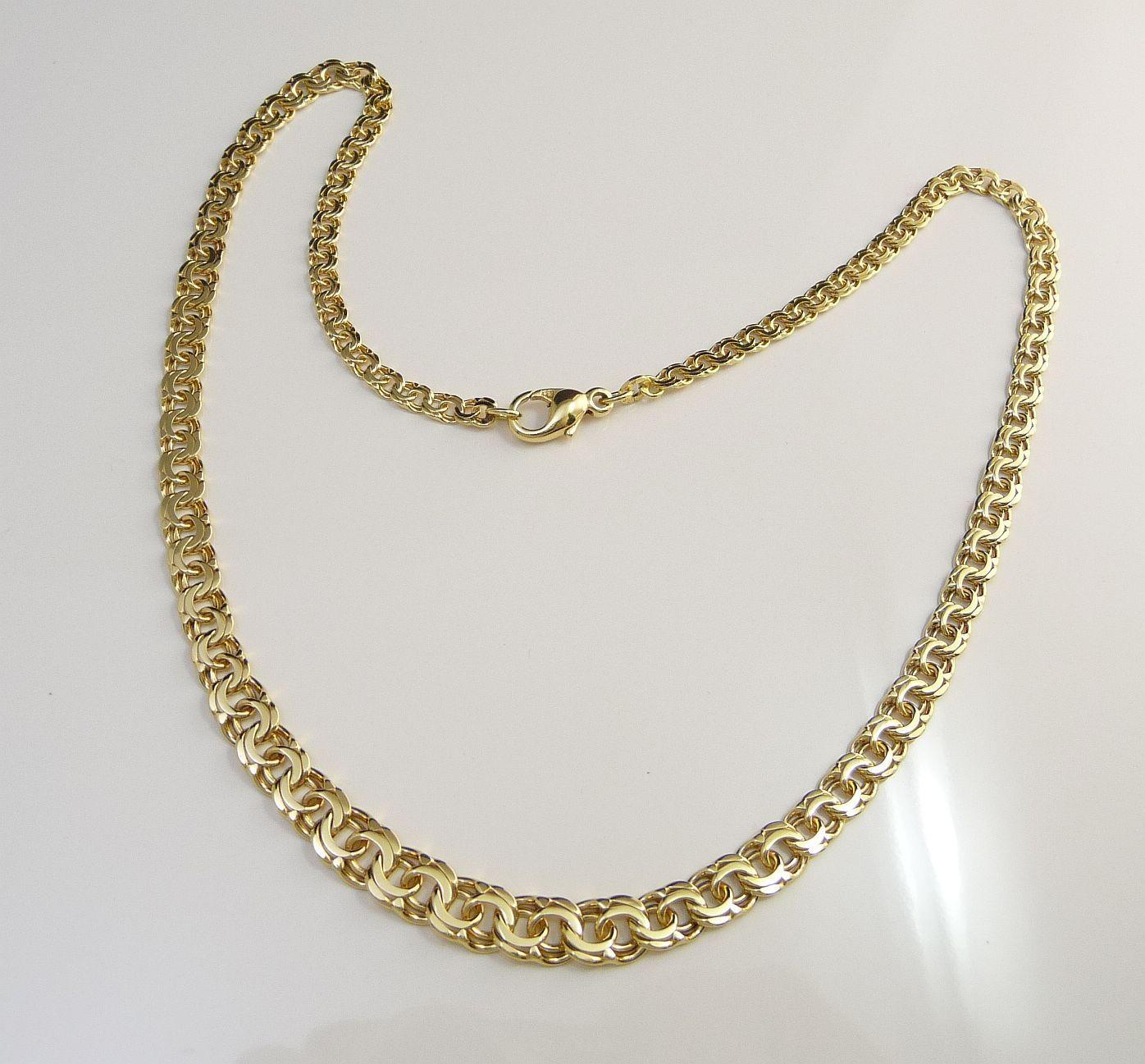 guld halskæde til kvinder