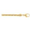 Kongekæde i guld 333 2.5mm. Guldhalskæde i kongekæde design 8 karat