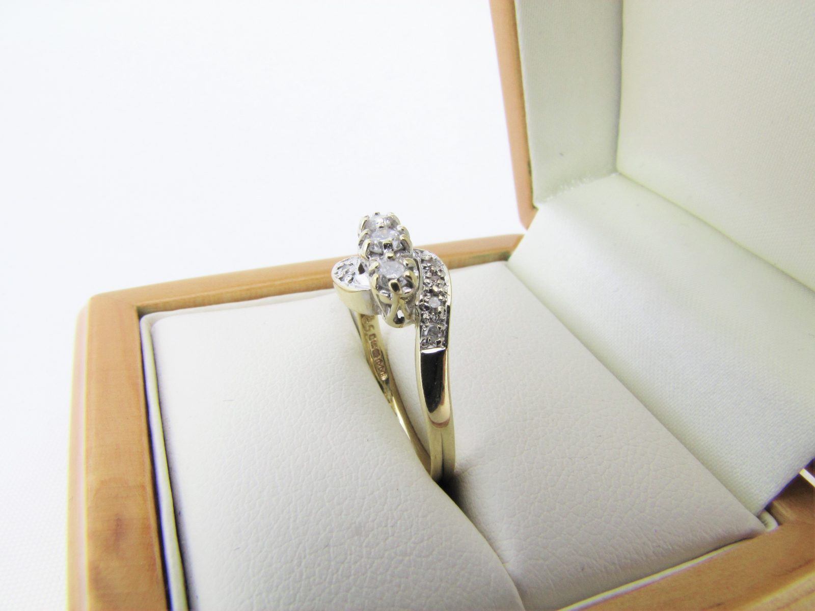 diamant ringe til salg beliebtester schmuck. Black Bedroom Furniture Sets. Home Design Ideas