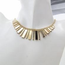 Eksklusiv guld collier smukt udført i 9 karat guld