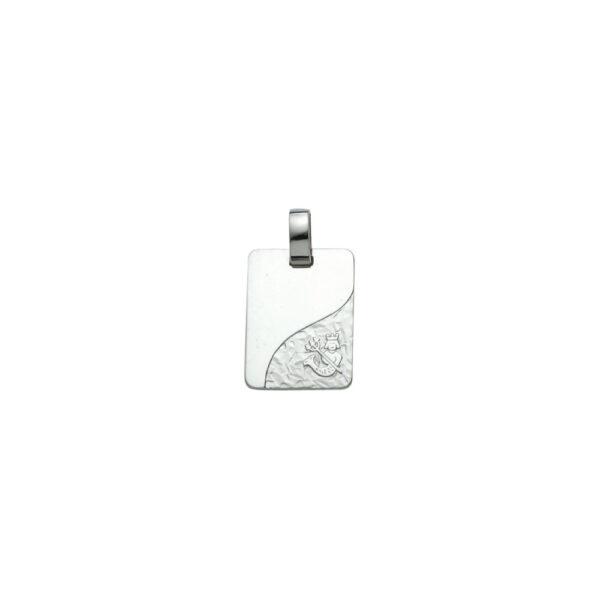 Vandmænd vedhæng - sølv smykker med stjernetegn