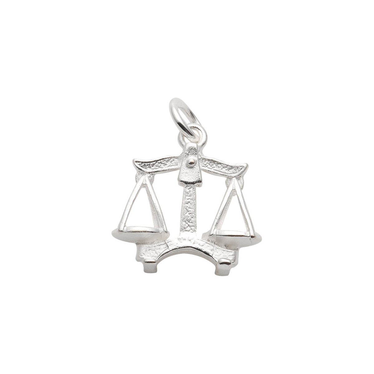 97-Sølv Vægt vedhæng med stjernetegnet vægten. Sterling Sølv vedhæng til salg