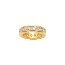 Mini alliance ring guld vedhæng 14 karat