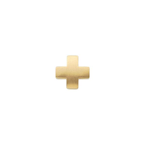 Tæt firkantet guld kors i 8 og 14 karat guld kors til salg